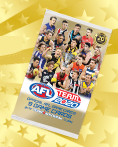 Teamcoach 2020 AFL Trading Cards - JohnnyBoyAus