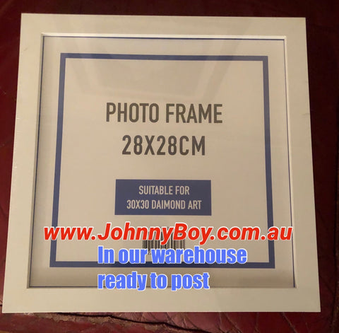 Frame for Diamond Paintings 30 x 30 - JohnnyBoyAus