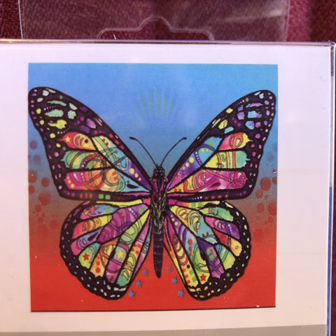 Diamond Art Kit Set Rainbow Butterfly Painting Full Drill 30 x 30 - JohnnyBoyAus