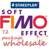 "FIMO Soft / Effect 57g Wholesale ""72"" =1.60eur/piece"