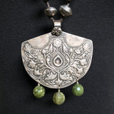 Turkish Peridot Necklace