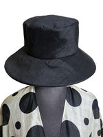 Silk Dupioni Hat