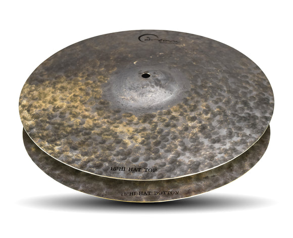 "Dream Dark Matter Series Hi Hats, 15""-DMHH15"