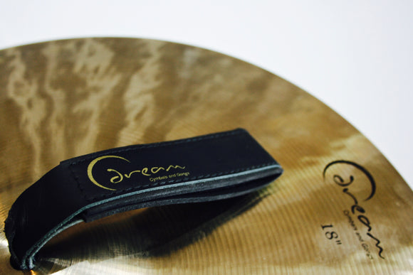 Dream Orchestral Cymbal Deluxe Padded Straps (pair)