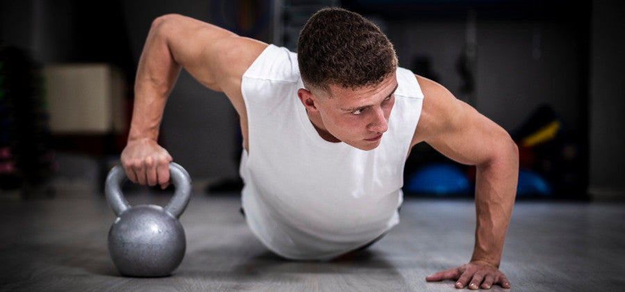exercice pompes musculation