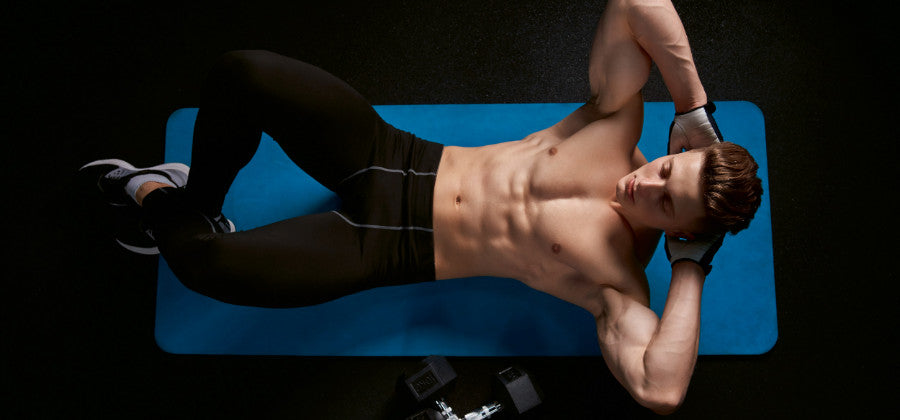 exercices musculation maison