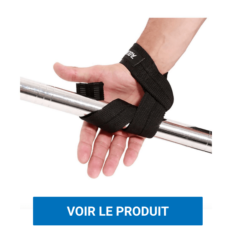 sangle tirage force musculation