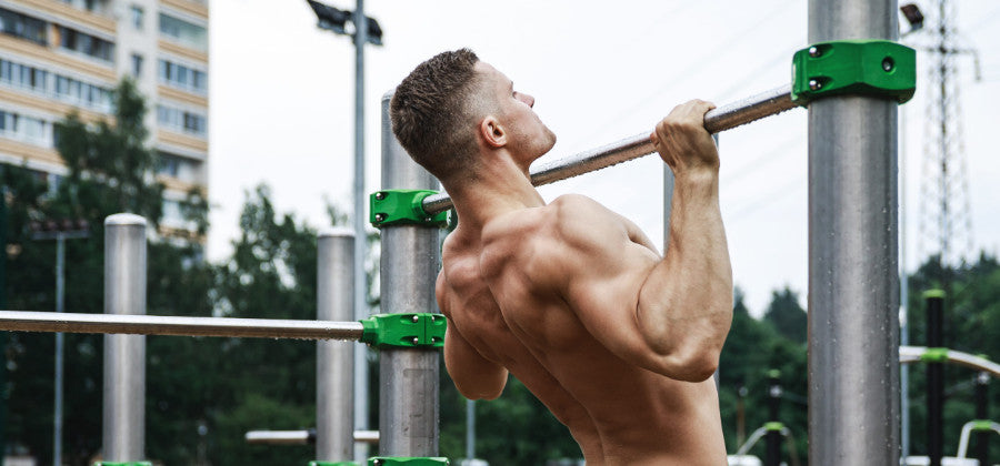 tractions musculation
