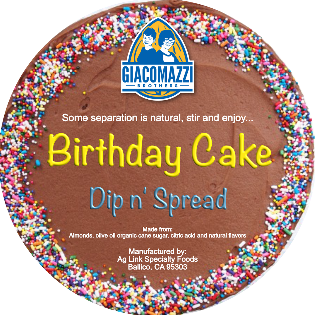 Birthday Cake Dip n' Spread