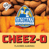 Cheez-O Flavored Almonds