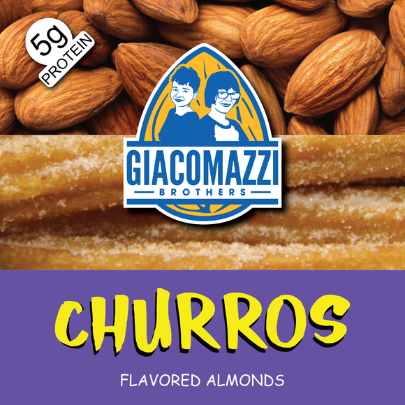Churro Flavored Almonds