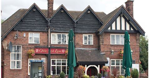 The Olde Red Lion ( HESHIRE) - Gift Card
