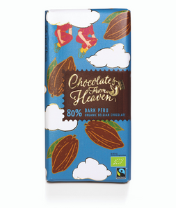 Chocolates from Heaven - puur 80%