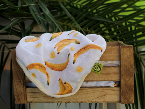SECONDS Go Bananas Blanket