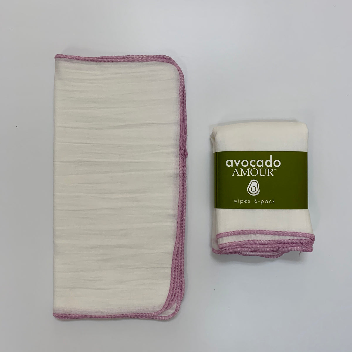 SECONDS Orchid WIPES 6 Pack