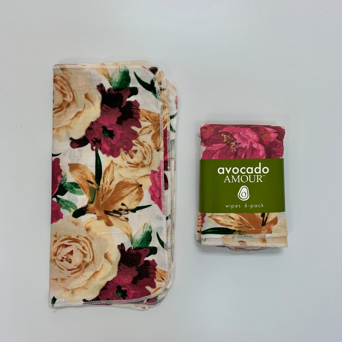 SECONDS Vintage Floral WIPES 6 Pack