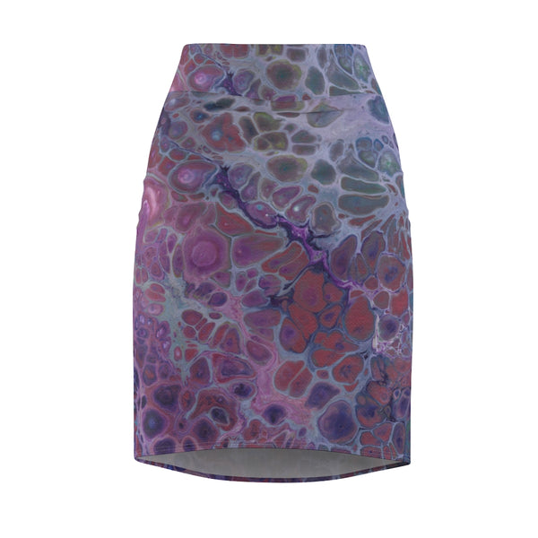 Women's Pencil Skirt - Pluto - Artinzene