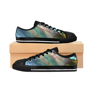 Women's Sneakers - Paua Shell - Artinzene