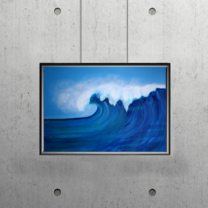 "OCEAN SERIES - ""Power"" - Artinzene"
