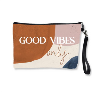 "Trousse ""Good Vibes Only"""