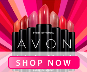 Hello, beautiful. Shop Avon now.