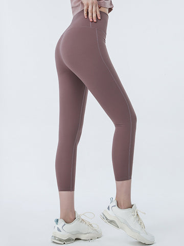 Sexy Hip-up Thin Seven-points  Exercise Yoga Pant