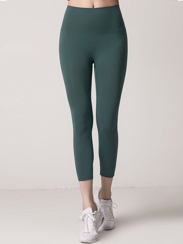 Nude Style Hip-up High Waist Yoga Pant