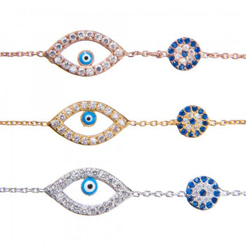 Duo Eyes Bracelet from our 'Miami Collection'