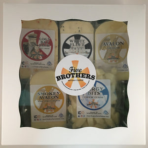Five Brothers Sampler - Five Brothers Artisan Cheese Inc