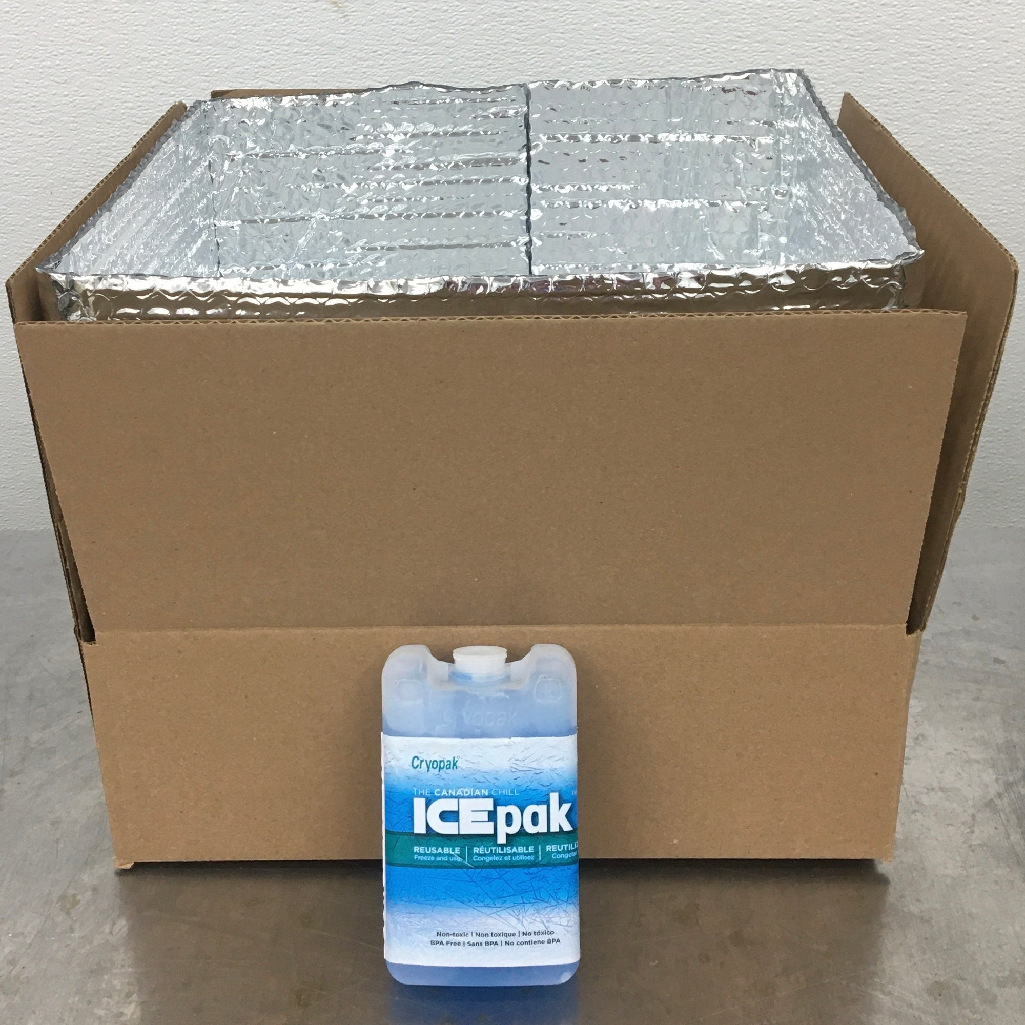 Keep it Cold! - Thermal Packaging