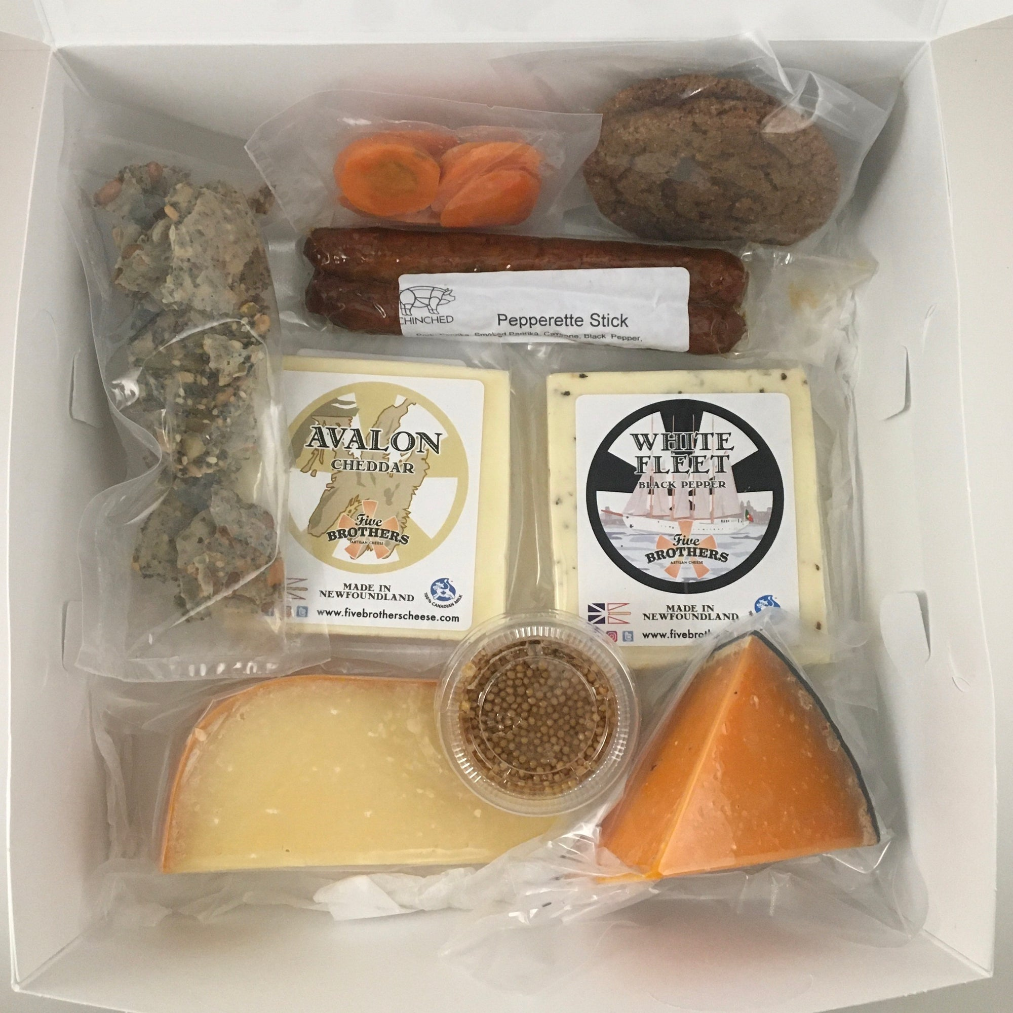 Brunch Box - Five Brothers Artisan Cheese Inc