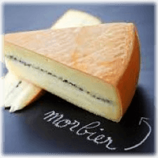 Morbier AOC - Five Brothers Artisan Cheese Inc