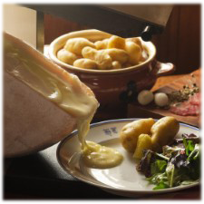 Raclette de Savoie - Five Brothers Artisan Cheese Inc