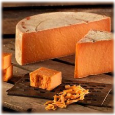 Red Leicester - Five Brothers Artisan Cheese Inc