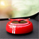 Car Solid Aromatherapy Car Air Metal