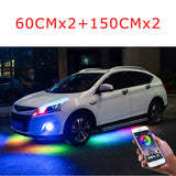 Car Underbody Neon Light System