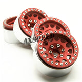 AXSPEED Aluminum 1.9 Beadlock Wheels