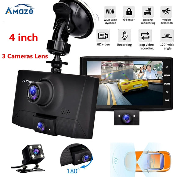 Car DVR Dash camera