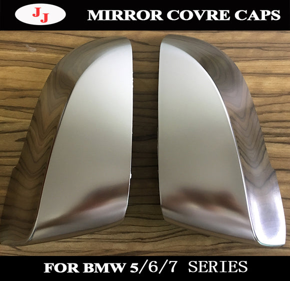 BMW 5 Series rearview door car mirror cover ABS