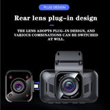 Aiba Car DVR 3 Cameras