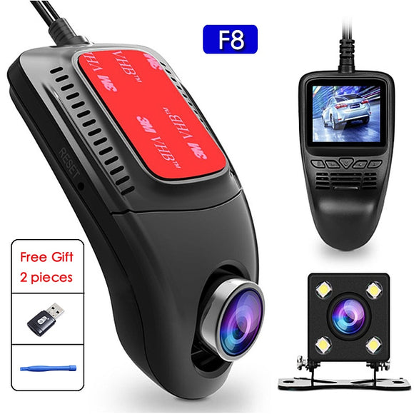 WiFi Car DVR Camera Digital Video Recorder