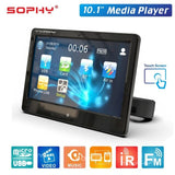 Touch Screen Auto Car Headrest Monitor MP5 Video Player