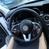 Aluminum Alloy For Mercedes Benz Car Steering Wheel