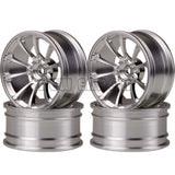 "ENRON 4P 1.9"" Aluminum 52mm Wheel Rim"