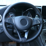 Universal Car Steering Wheel Cover Artificial Leather