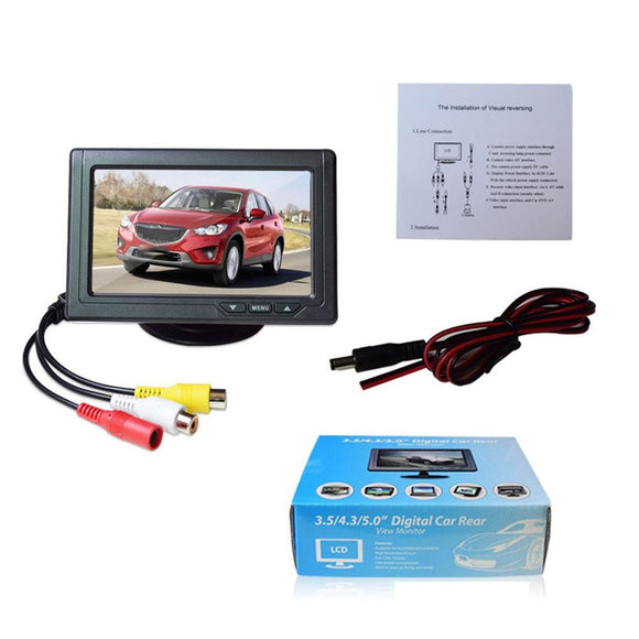 Car Display 4.3 Inch Screen