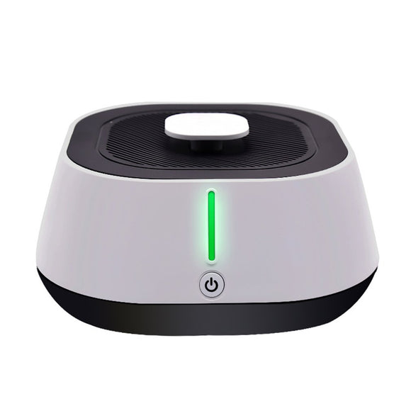 2 In 1 Car Air Purifier Essential Oil Aromatherapy Diffuser