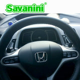 Savanini Aluminum Steering Wheel Shift Paddle Shifter Extension
