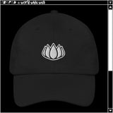 Love Lotus Dad Cap