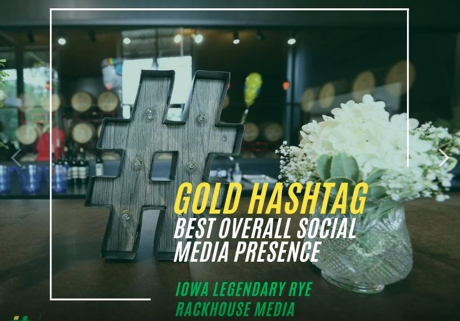 RackHouse Media wins two Social Media Club Hashie Awards